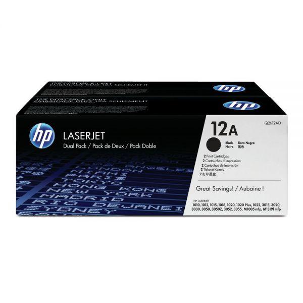 HP Toner 12AD
