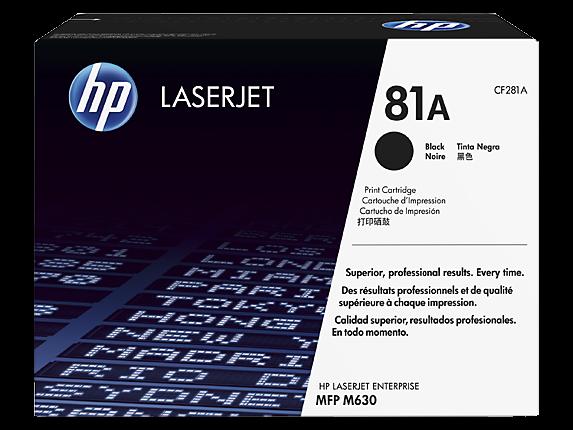 HP Toner 81A