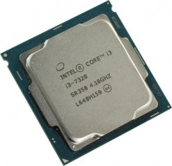 Intel Core i3 7320 7th Gen. 4.1GHZ 4MB Cache