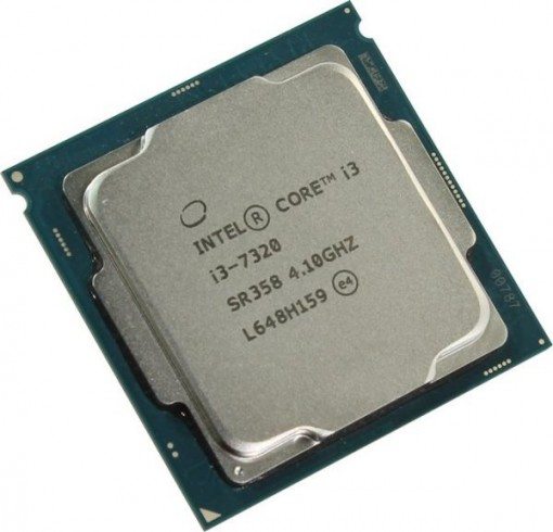 Intel Core i3 7320 7th Gen. 4.1GHZ 4MB Cache
