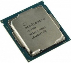 Intel Core i5 7500 7th Gen. 3.4GHZ 6MB Cache
