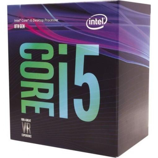 Intel Core i5 8500 8th Gen. 2.8GHZ 9MB Cache