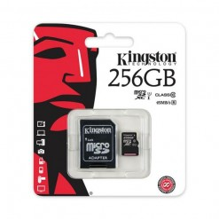 Kingston Micro SD 256GB Card Class10