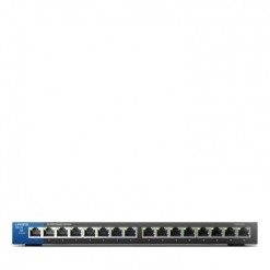 Linksys LGS116P-16 Ports Unmanaged Desktop Switch
