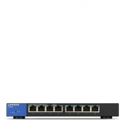 Linksys LGS308 8 Ports Business Gigabit Desktop Switch