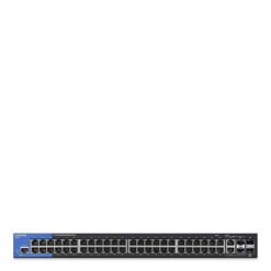 Linksys LGS552 52- Ports Rackmoutable Managed Switch