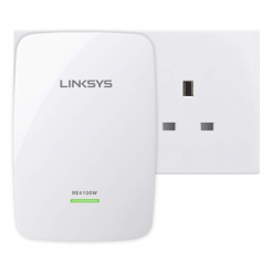 Linksys RE4100W Dual Band Wifi Range Extender
