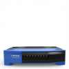 Linksys SE4008 08-Ports Gigabit Ethernet Stackable Switch