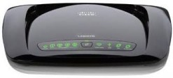 Linksys WAG120N Wifi Router
