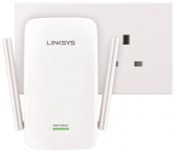 Linksys WAP1200AC Dual Band N300 Wifi Access Point