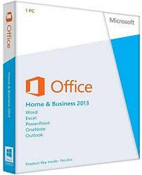 Microsoft Office Home & Business 2013