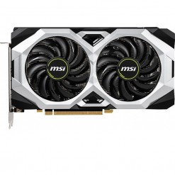 MSI Geforce RTX 2060 VENTUS 6G OC Graphics Card, 6GB 192-bit GDDR6