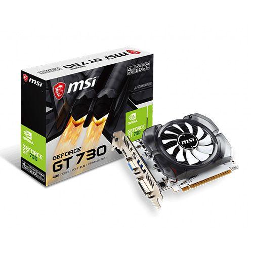 MSI Nvidia GeForce GT 730 2GB