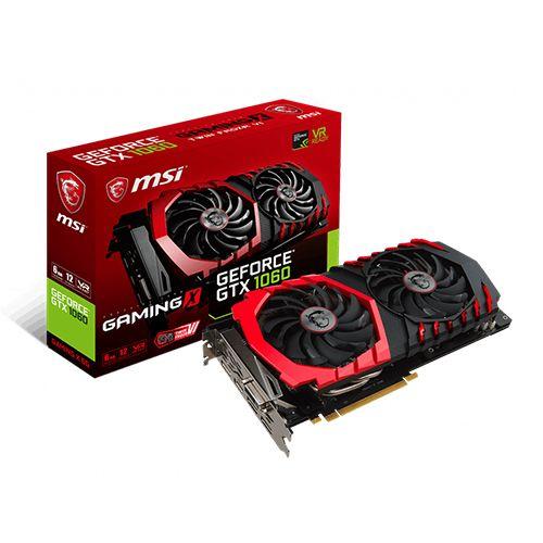 MSI Nvidia GeForce GTX 1060 Gaming 6GB