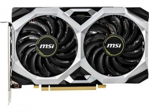 MSI Nvidia GeForce GTX 1660 6GB Ventus OC