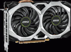 MSI Nvidia GeForce RTX 2060 6GB Ventus OC