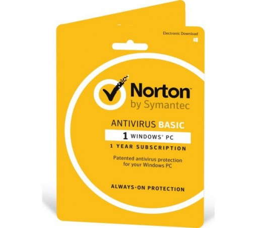 Norton Security Standard1 User