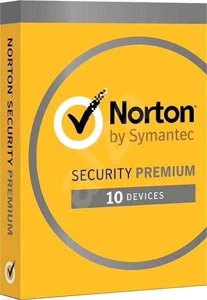 Norton Security StandardPremium 10 Users