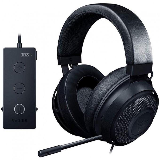 Razer Kraken TE Tournament Edition Gaming Headset - Black - RZ04-02051000-R3M1 - For PC, PS4, Xbox One, Switch, & Mobile Devices