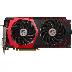 MSI NVIDIA GeForce GTX 1060 GAMING X BV 6GB GDDR5 PCI Express 3.0 Graphics Card - Black/Red