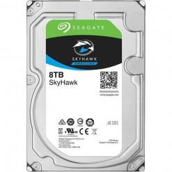 "Seagate SkyHawk 8TB Surveillance Hard Drive 256MB Cache SATA 6.0Gb/s 3.5"" Internal Hard Drive ST8000VX0022"
