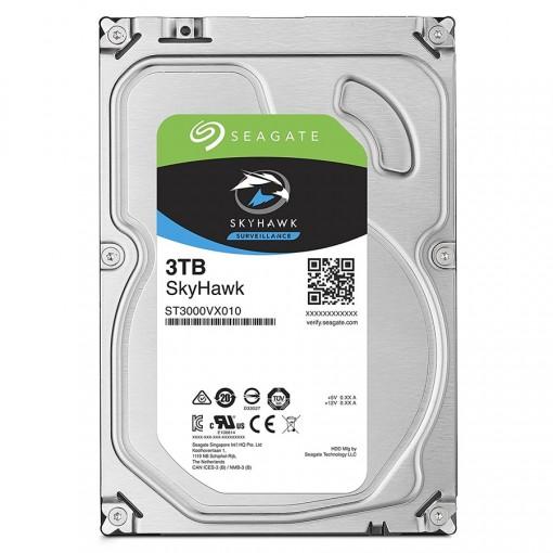 Seagate SkyHawk 3TB Surveillance Hard Drive SATA 6Gb/s (ST3000VX010)