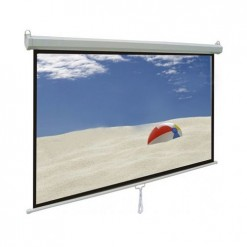 Screen 8'x6' Manual Wall Mount