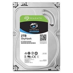 "Seagate 2TB 3.5"" Skyhawk Surveillance Sata HDD"