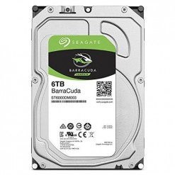 Seagate 6TB Barracuda 3.5-Inch Internal Hard Drive ST6000DM003