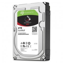 Seagate 6TB IronWolf NAS  HDD