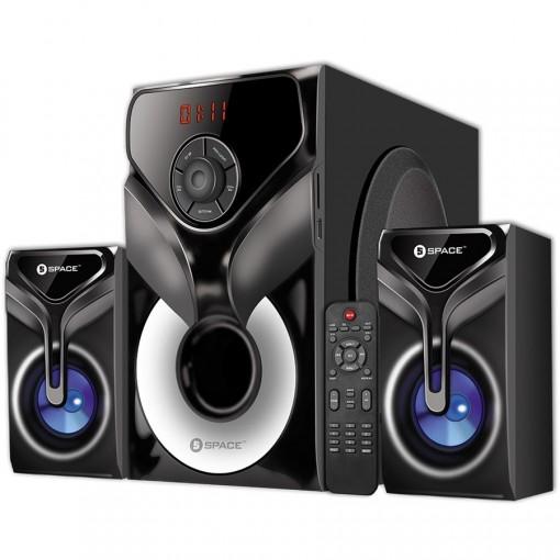 Space HL-990 HULK 2.1 Wireless Speakers