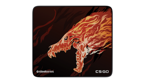 Steelseries QCK + Limited CS: GO Howl Edition Mouse Pad