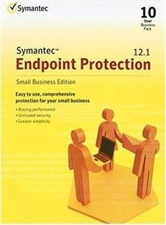 Symantec End Point Protection 12.1 10 USERS