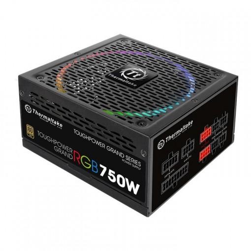 Thermaltake Toughpower Grand RGB 750W Gold Fully Modular Power Supply PS-TPG-0750FPCG