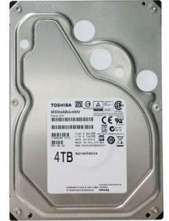 Toshiba 4TB Low Spin Surveillance