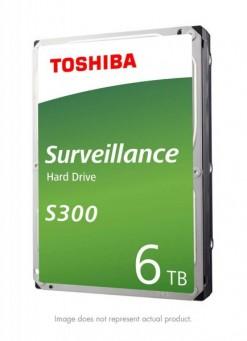 Toshiba 6TB 7200RPM Surveillance