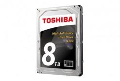 Toshiba 8TB 7200RPM NAS