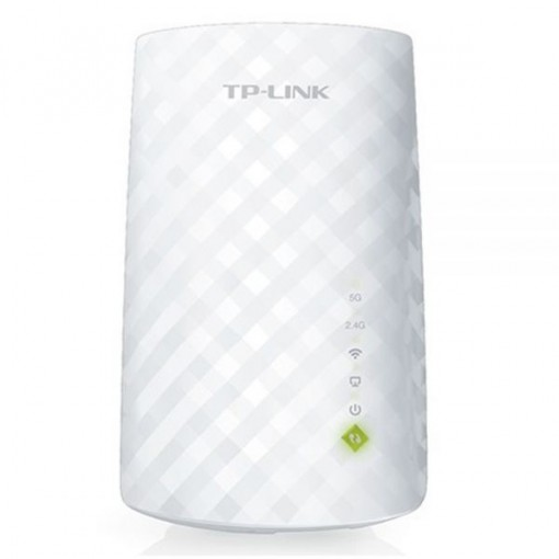Tplink RE200 Range Extender AC750 Dual Band Wireless Wall Plugged