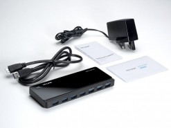 Tplink UH720 USB HUB 3.0 7-Port + 2 Charging Port
