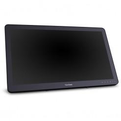 "ViewSonic TD2430 24"" FHD Touchscreen Display, MVA Panel"