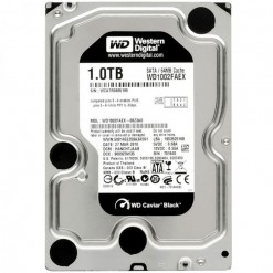 "Western Digital 1TB 3.5"" SATA Black"