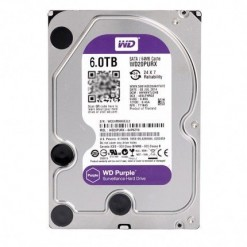 "Western Digital 6TB 3.5"" SATA Purple"