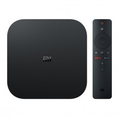 Xiaomi Mi Box S - 4K Ultra HD Streaming Media Player - Google Assistant | Chromecast Built-in - MDZ-22-AB
