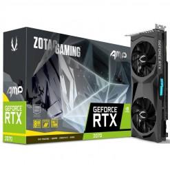 ZOTAC GAMING GeForce RTX 2070 AMP Graphics Card, ZT-T20700D-10P