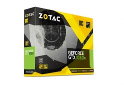 Zotac Nvidia GeForce GTX 1050 Ti OC Edition 4GB GDDR5