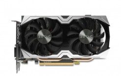Zotac Nvidia GeForce GTX 1070 Ti Mini 8GB GDDR5