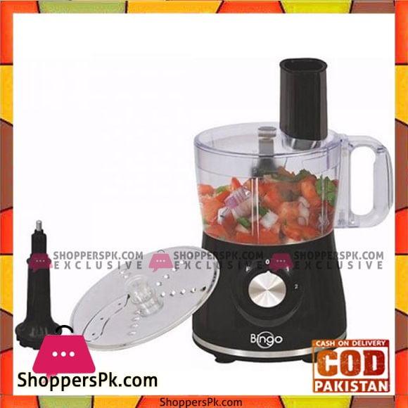 Bingo Deluxe Food Chopper Black FX-550