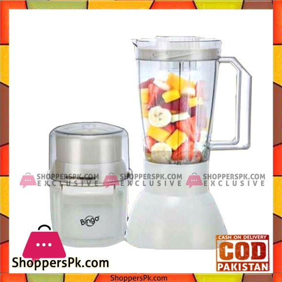 Bingo Deluxe Powerful Chopper Blender 750 Watts FX-58R