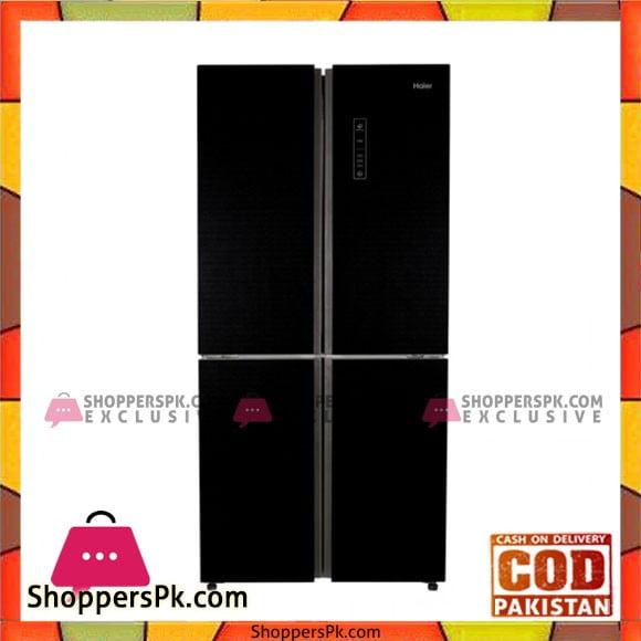 Haier Side-by-Side Refrigerator (HRF-568TBG) - Karachi Only