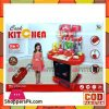 3 In 1 Kitchen Cook Set For Girls